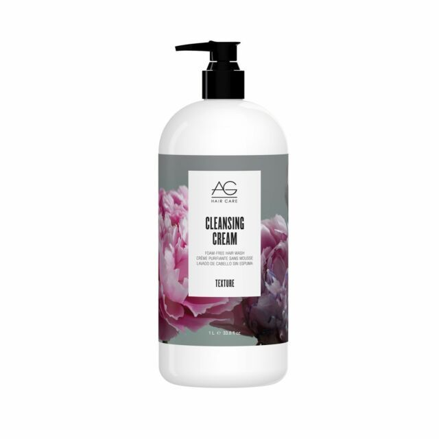 AG Cleansing Cream Foam-Free Hair Wash (1000ml)