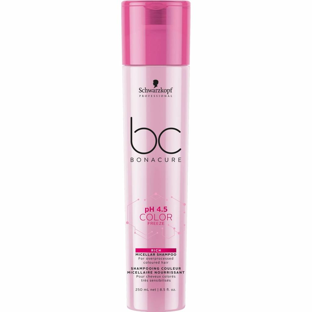 Schwarzkopf BC COLOR FREEZE Rich Shampoo (250ml)