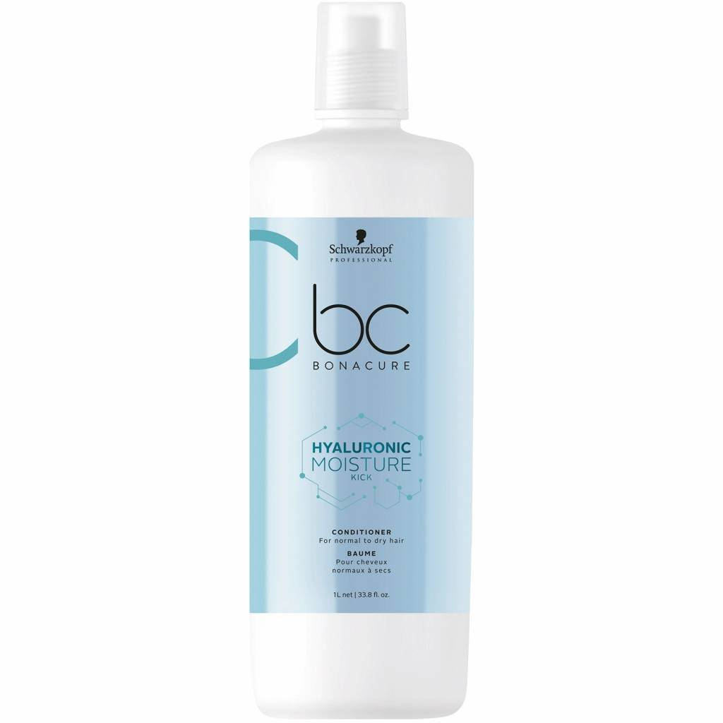 Schwarzkopf BC MOISTURE KICK Conditioner (1000ml)