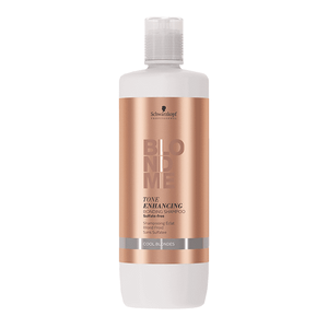 Schwarzkopf BLONDME Tone Enhancing Bonding Shampoo (250ml)