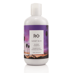 R&CO Sunset Blvd Blonde Shampoo (241ml)