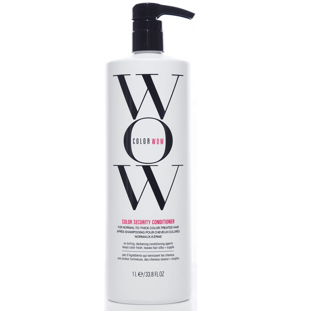 Color WOW Color Security Conditioner Normal/Thick (1000ml)