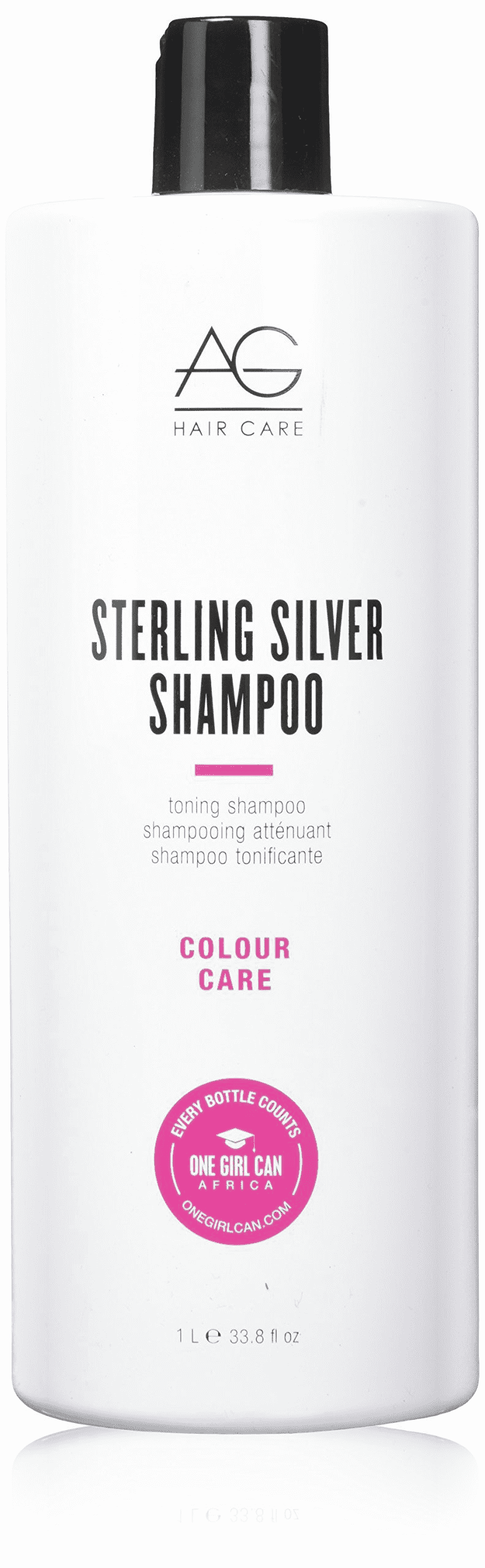 AG Sterling Silver Toning Shampoo (1000ml)