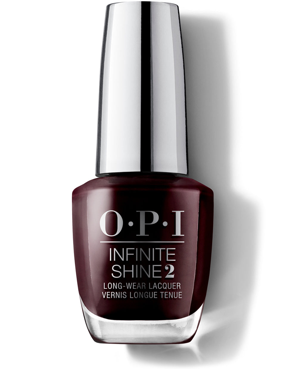 OPI Infinite Shine Stick To Your Burgundies (15ml)