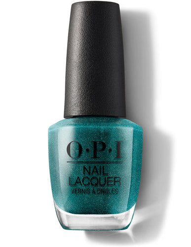 OPI Nail Lacquer This Color's Making Waves (15ml)