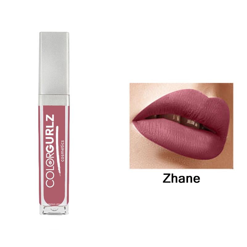 "Color Gurlz Liquid Lipstain ""Zhane"""