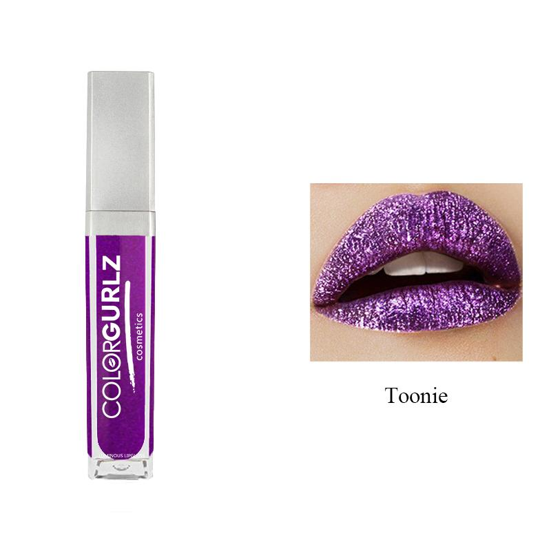 "Shimmery Lip Stain ""Toonie"""