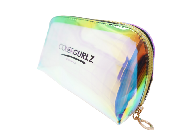 Color Gurlz Zipper Make Up Bag