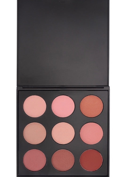 "Color Gurlz Signature 9 Color Blush Pallet ""9N"""