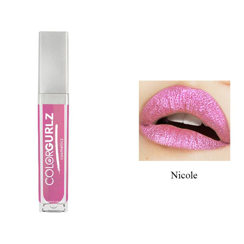 "Shimmery Lip Stain ""Nicole"""