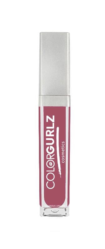 "Color Gurlz Liquid Lipstain ""Ebony"""