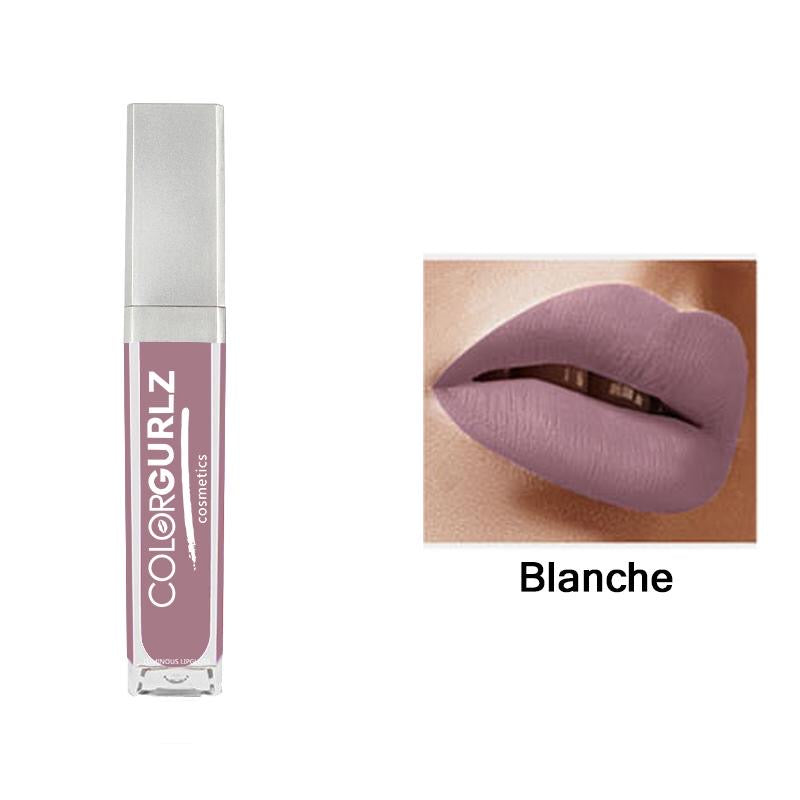 "Color Gurlz Liquid Lipstain ""Blanche"""
