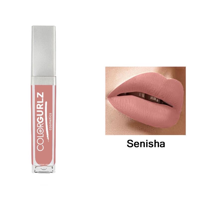 "Color Gurlz Liquid Lipstain ""Senisha"""