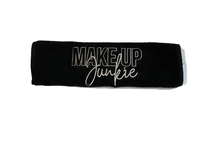 "Make up Junkie Towel ""1 Pack"""