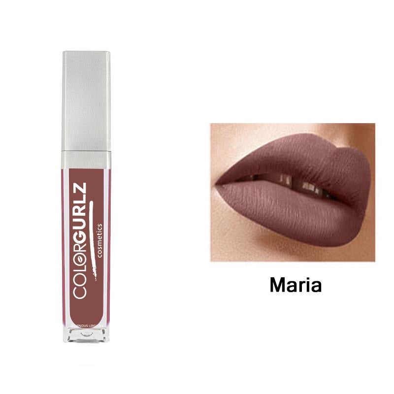 "Color Gurlz Liquid Lipstain ""Maria"""