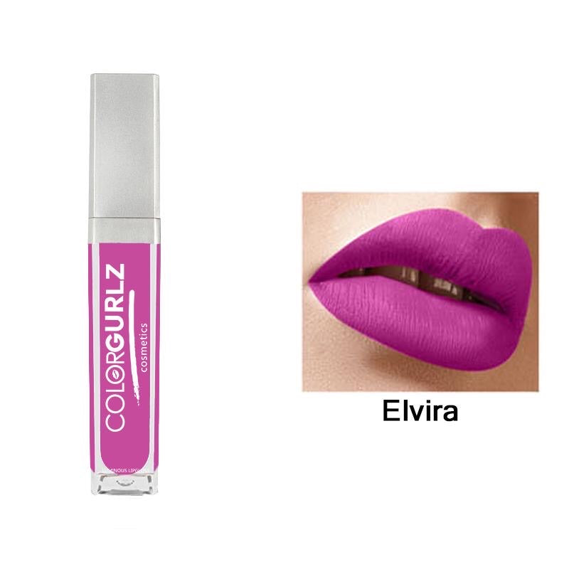 "Color Gurlz Liquid Lipstain ""Elvira"""