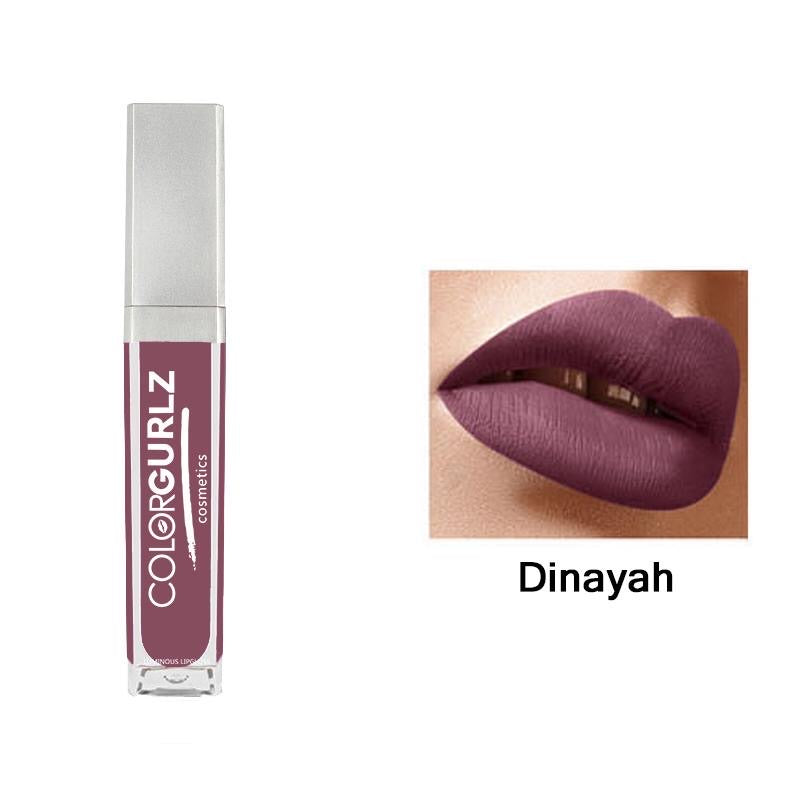 "Color Gurlz Liquid Lipstain ""Dinayah"""