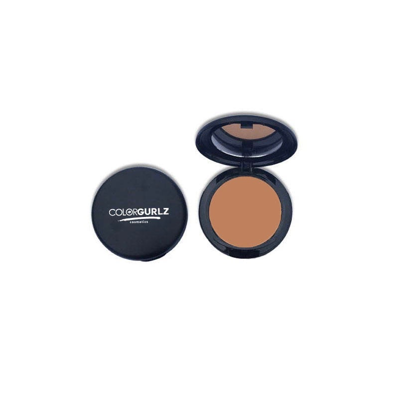 Color Gurlz Mineral Pressed Powder Foundation #12