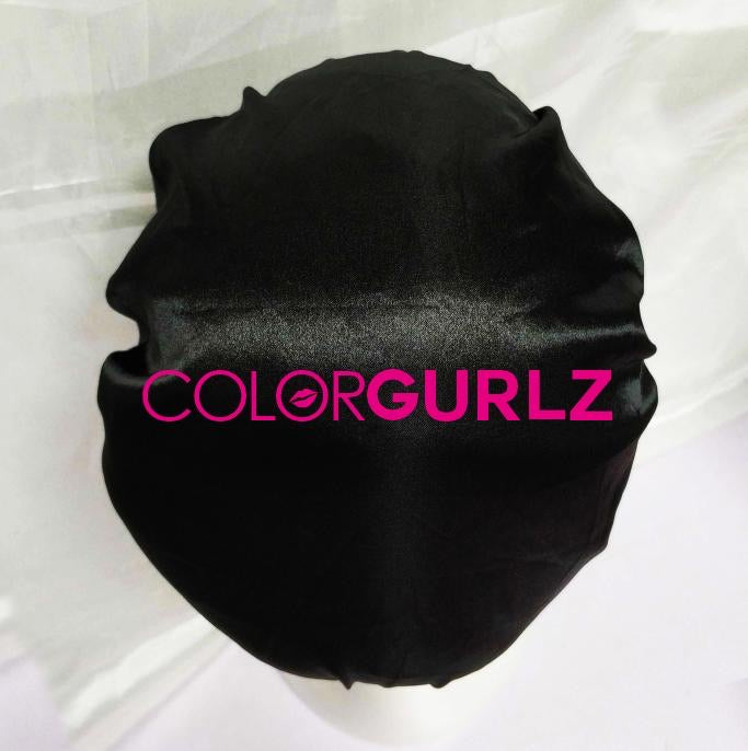 Color Gurlz Silk Bonnet