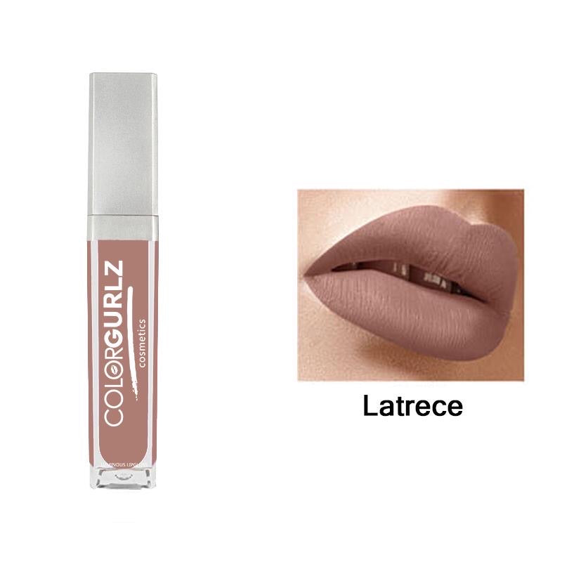 "Color Gurlz Liquid Lipstain ""Latrece"""