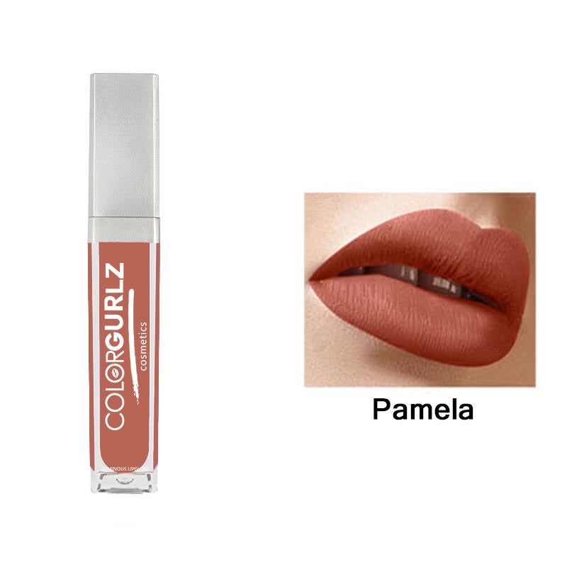 "Color Gurlz Liquid Lipstain ""Pamela"""