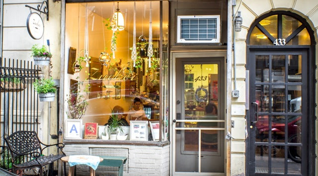 Zucker Bakery, a specialty bakery and cafe in NYC's East Village