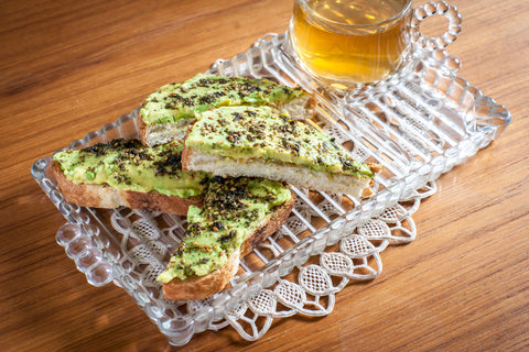 Order Avocado Toast Online from Zucker Bakery NYC