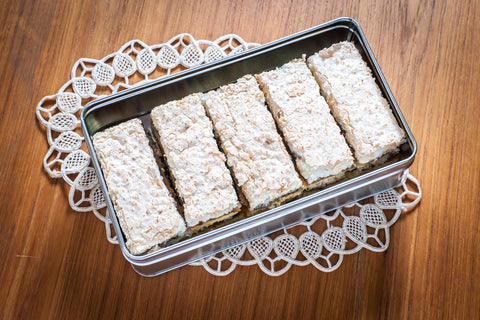 New York East Village Coconut Meringue Bars for Sale Online