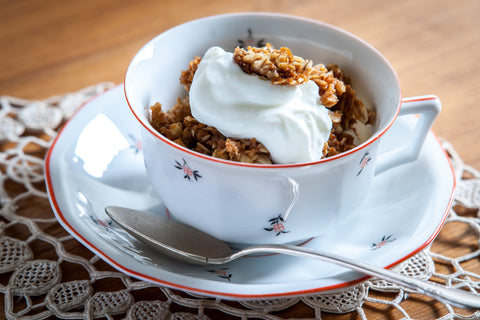 New York East Village Homemade Granola for Sale Online