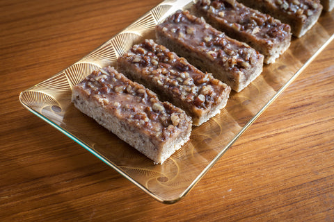 Order Pecan Brown Sugar Bars Online from Zucker Bakery NYC