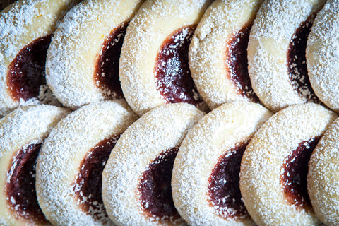 New York East Village Thumbprint Cookies for Sale Online