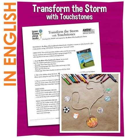 Transform the Storm - The Rhino Who Swallowed a Storm