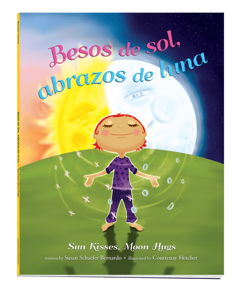CASE SET (55)  Besos de sol, abrazos de luna: Sun Kisses, Moon Hugs (Bilingual Spanish-English edition)