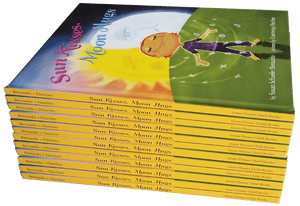 CASE SET (30) Sun Kisses, Moon Hugs Hardcover