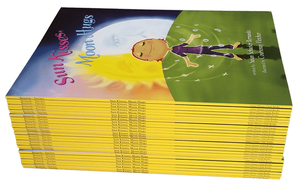 CASE SET (73) Sun Kisses, Moon Hugs Paperback