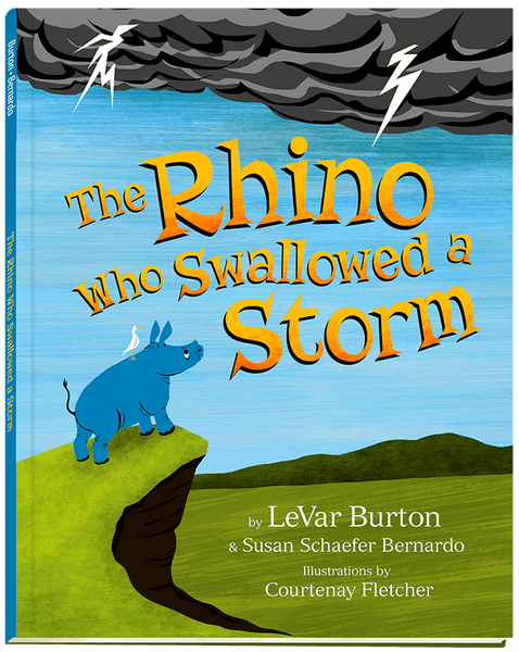 CASE SET (30) The Rhino Who Swallowed a Storm - Hardcover