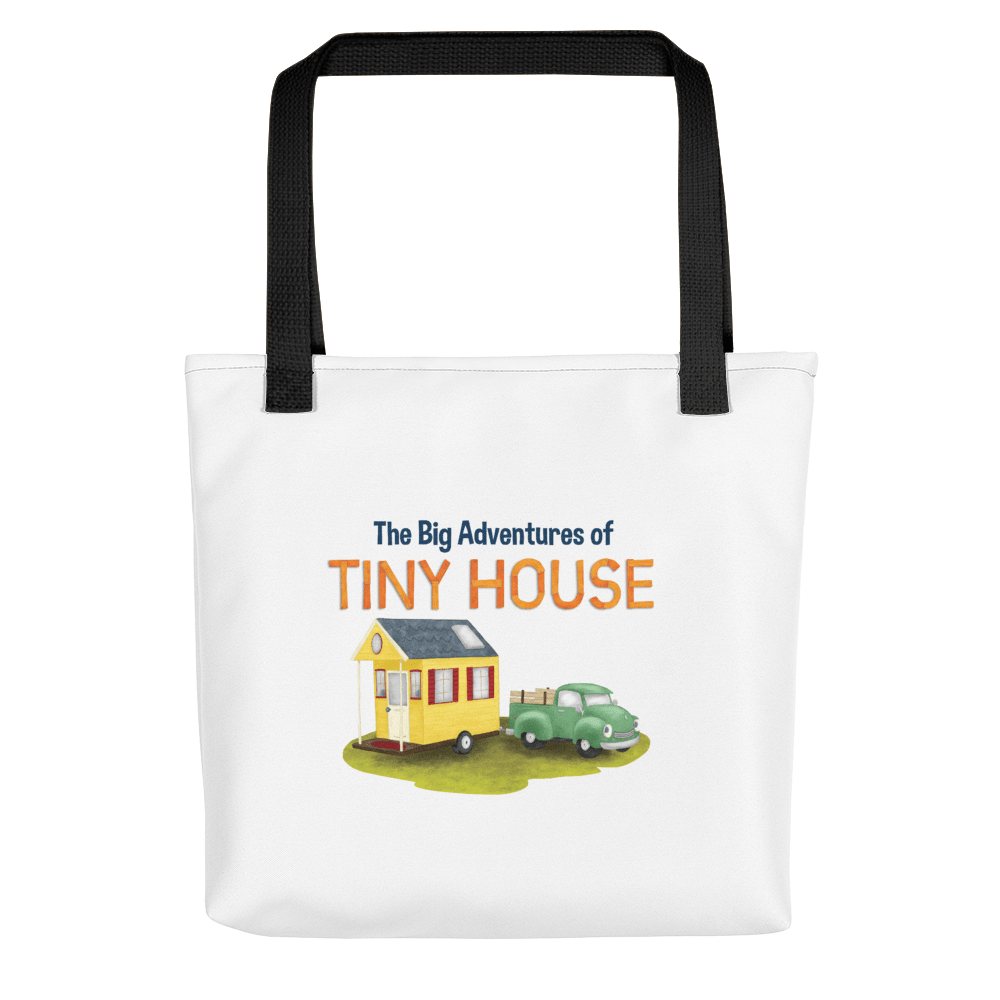 Canvas Tote Big Adventures
