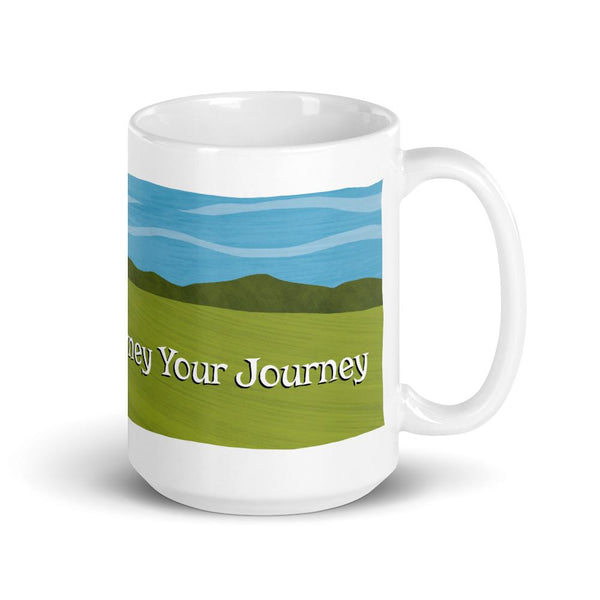 Journey Your Journey Ceramic Mug