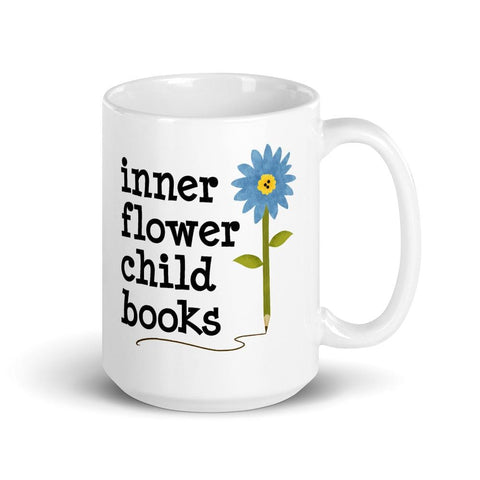 Inner Flower Child Books Mug