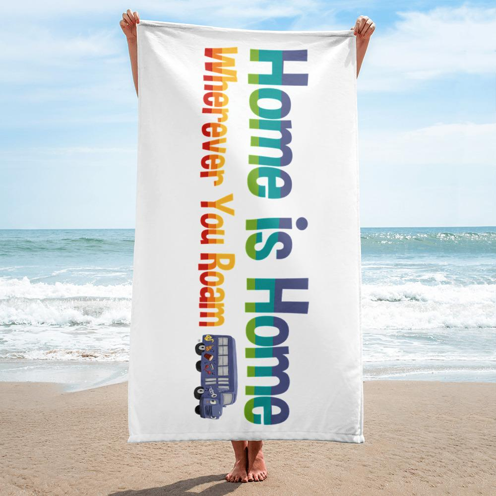Home is Home Towel