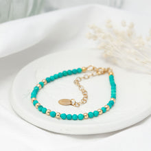 "Load image into Gallery viewer, ""Alice"" dainty beaded bracelet"