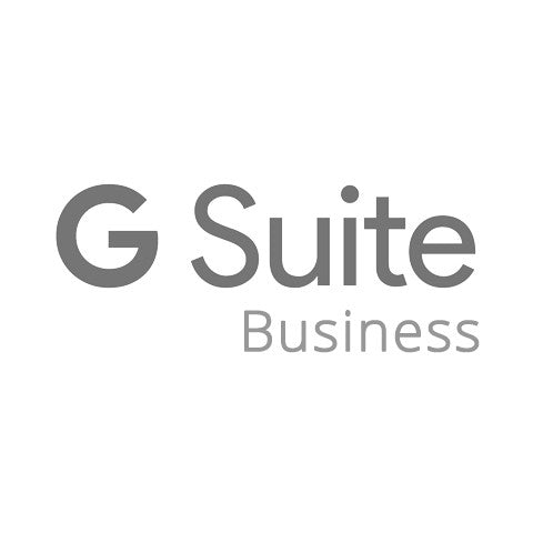 G Suite Business / user / year