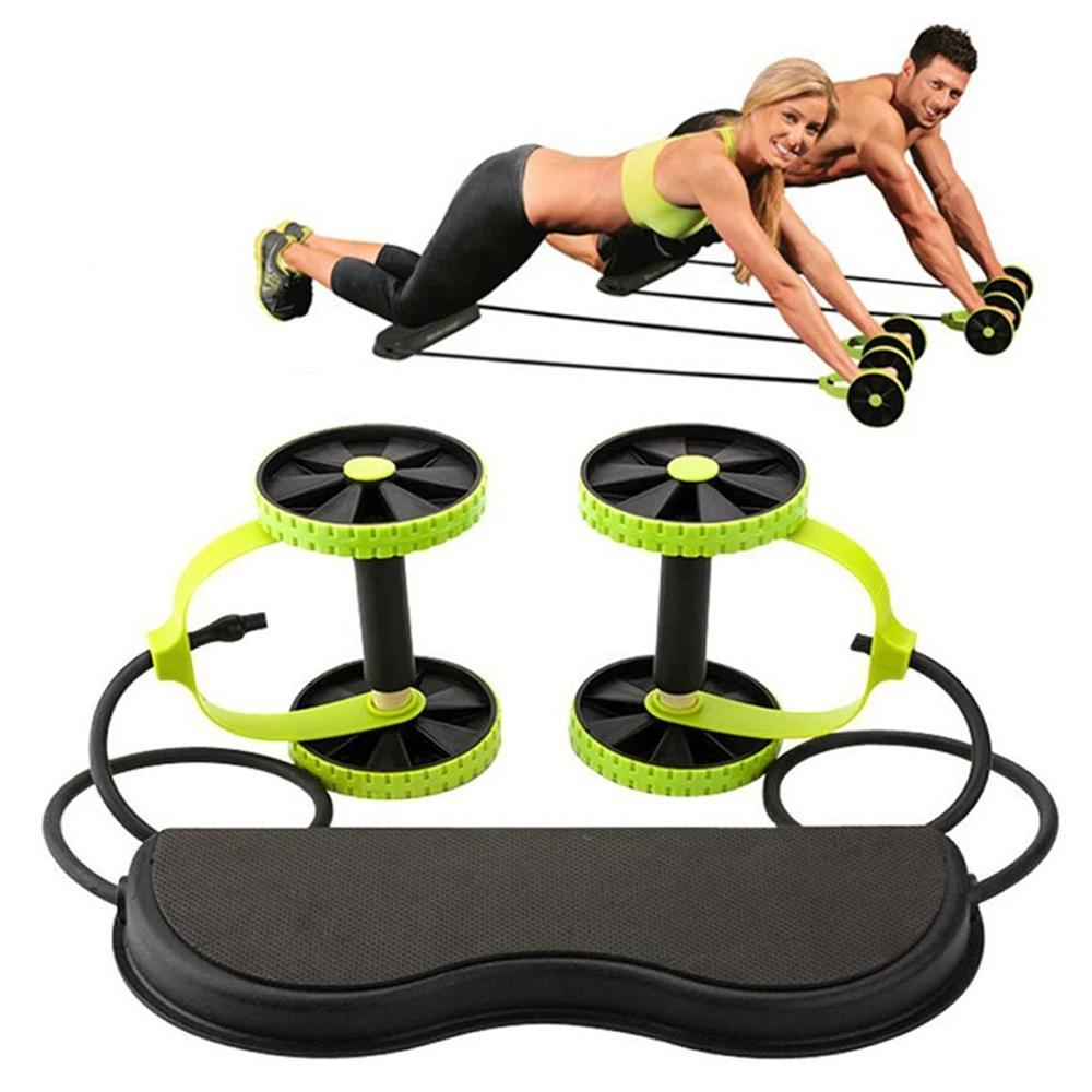 Ab Roller Wheel Abdominal Muscle Trainer