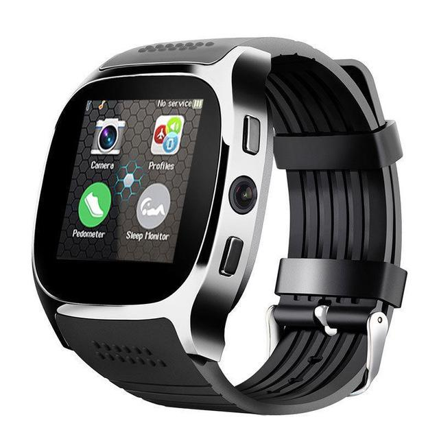 SMART WATCH WITH T8 CAMERA TOUCH SCREEN