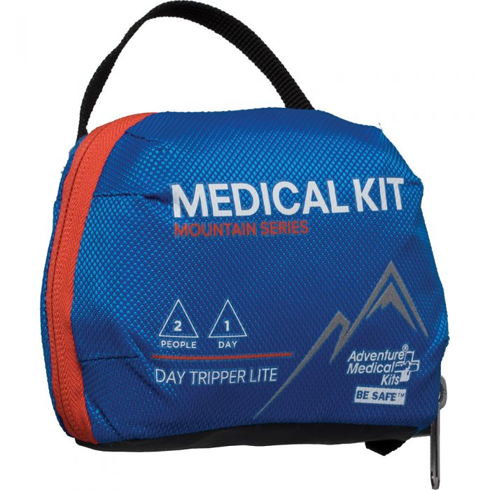 day trip medical kit supply bag