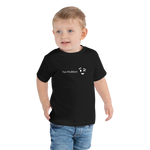 """No Problem"" with wink Toddler Short Sleeve Tee"