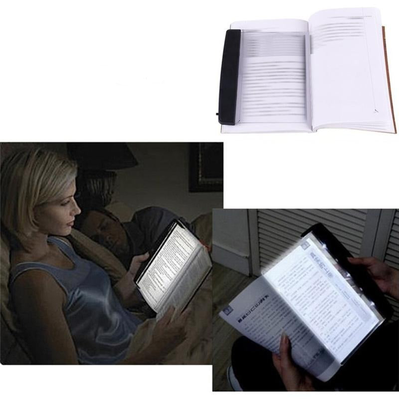 Flat Plate LED Reading Light