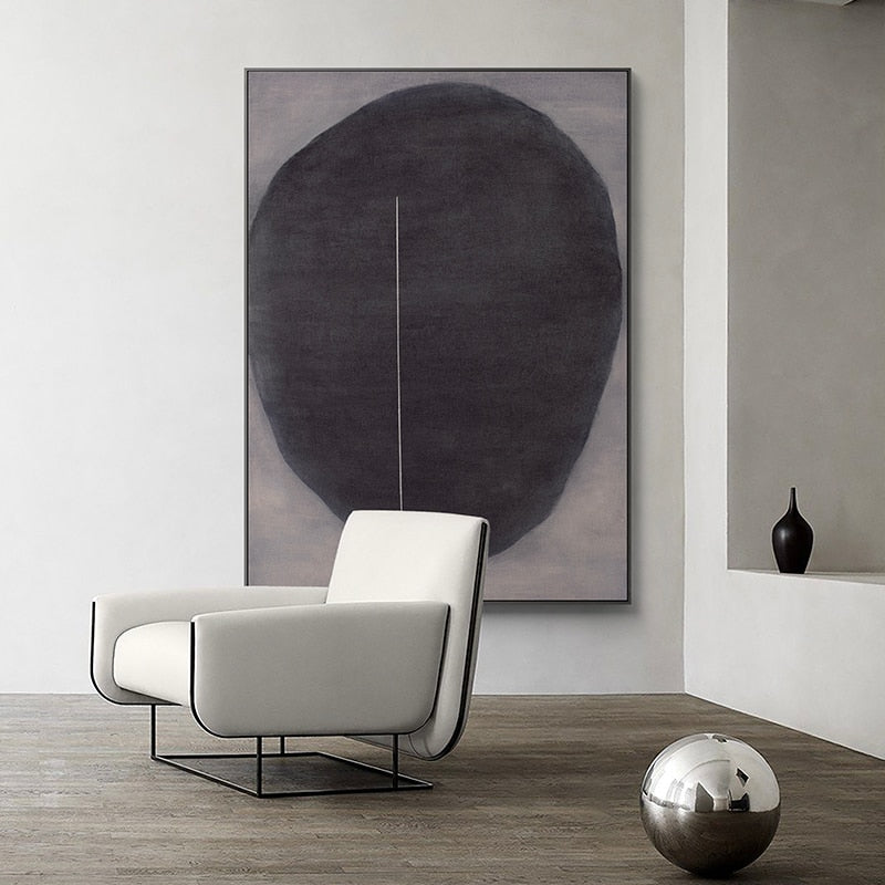 abstract painting wall decor