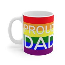Load image into Gallery viewer, PROUD Dad. Mug
