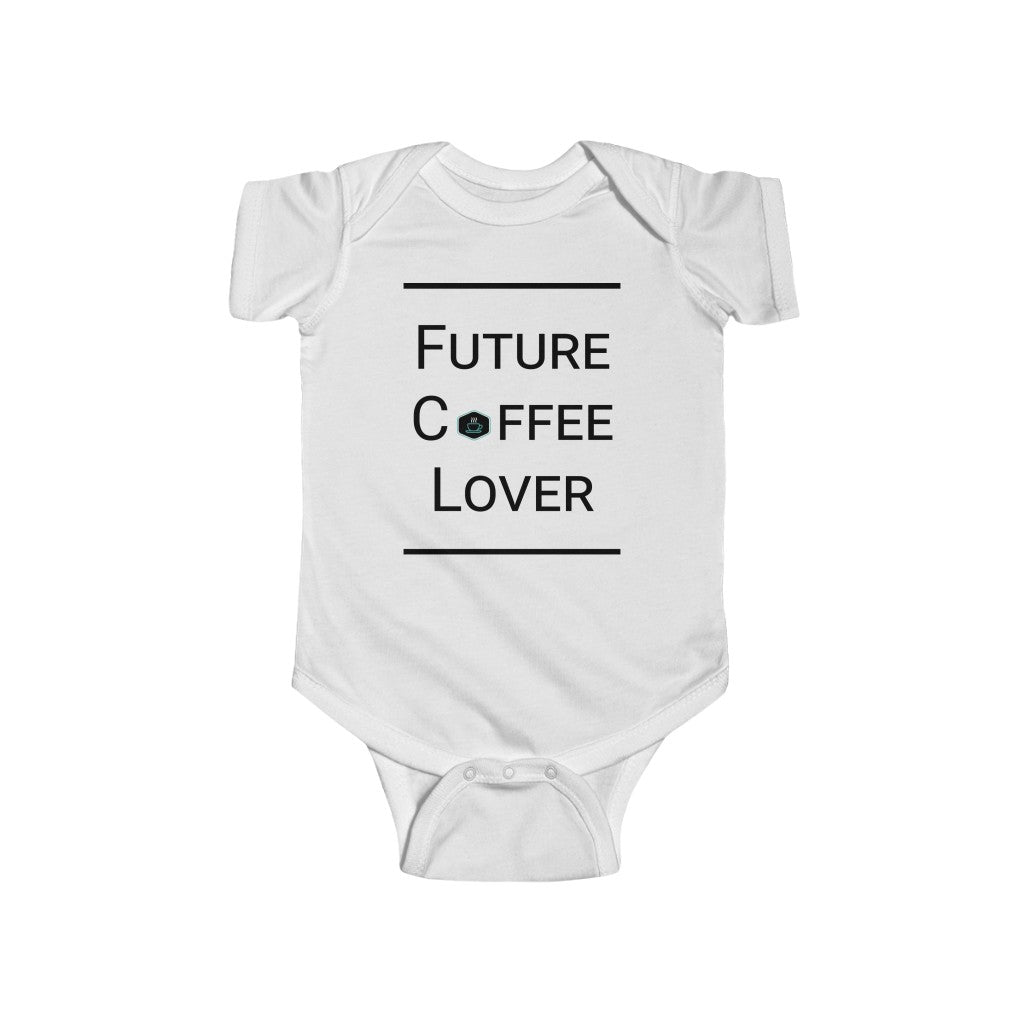 Future Coffee Lover. Infant Bodysuit